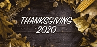 Thankful Holiday Tidings- Even in 2020