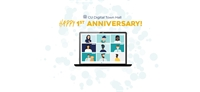 One Year of Digital Town Halls- and a BIG Anniversary Party